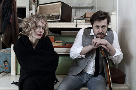 Bob Dylan Revisited – Laura Willeit and Hubert Dorigatti